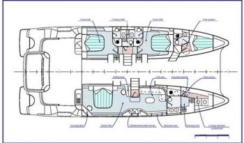60′ 2008 Fountaine Pajot Queensland — FOUNTAINE PAJOT full
