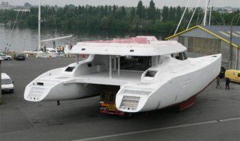 85′ 2008 Yapluka 85 Double Deck — YAPLUKA full