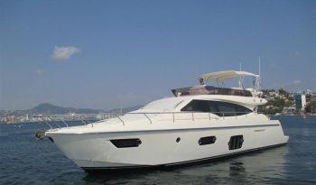 2012 Ferretti 570 @ Acapulco — FERRETTI full