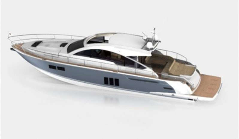 FAIRLINE 62 Targa Gran Turismo — FAIRLINE full