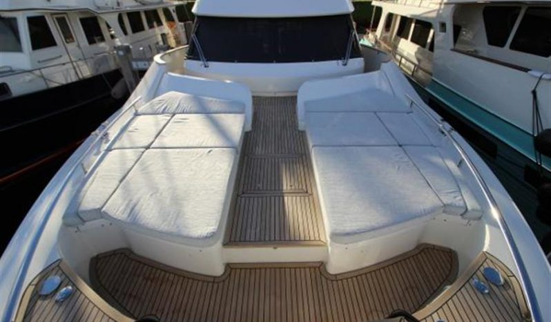 Bower — MONTE CARLO YACHTS full