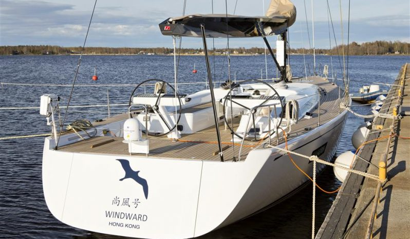 WINDWARD — NAUTOR'S SWAN full