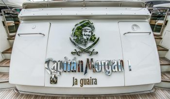 Capitan Morgan I — PRINCESS YACHTS full