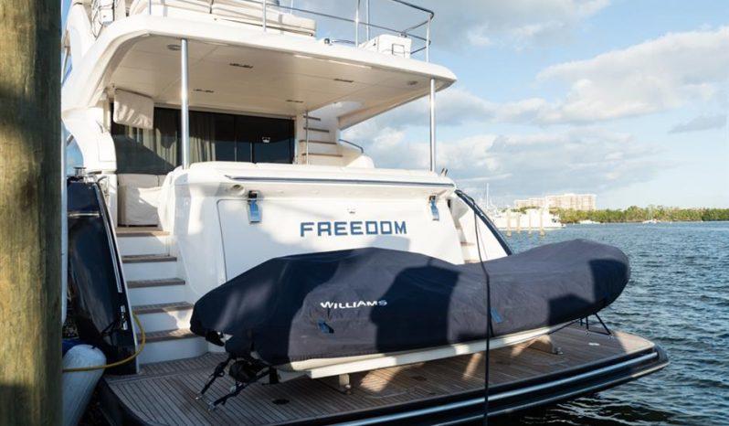 Freedom — PRINCESS YACHTS full