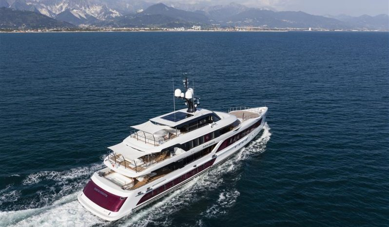 QUINTA ESSENTIA — Admiral — The Italian Sea Group full