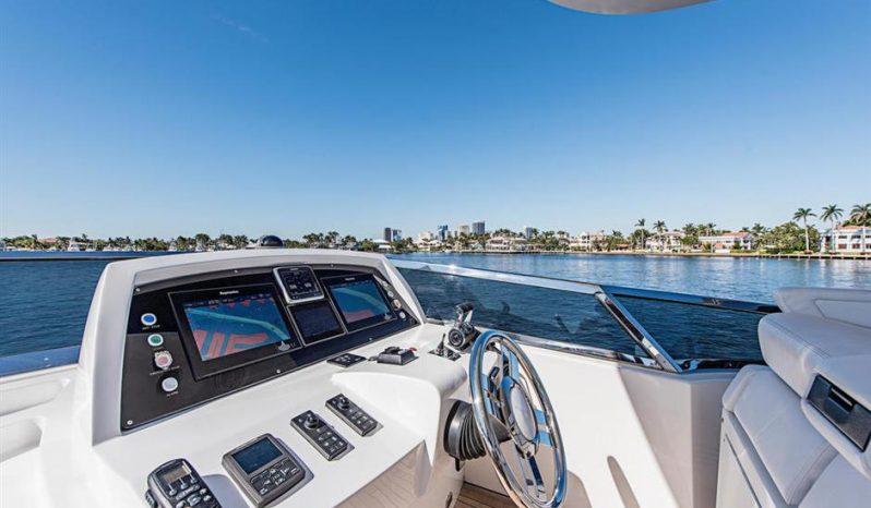 2017 Azimut 84 FLY SATISFACTION — AZIMUT full