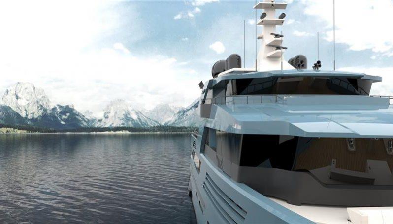 RANGER — Tiranian Yachts full