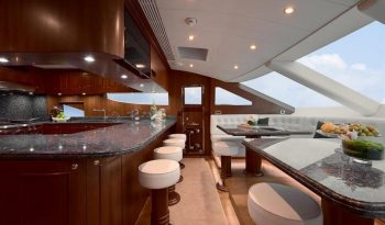 P110 (New Boat Spec) — HORIZON full