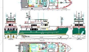 Inace Yachts 95′ Aft House NEW BUILD — INACE full