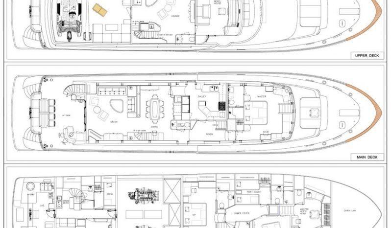108 PARAGON TRI-DECK — PARAGON MOTOR YACHTS full
