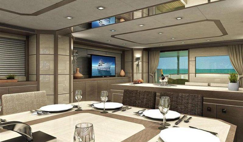 Inace Yachts 126′ Aft House Explorer Yacht — INACE full