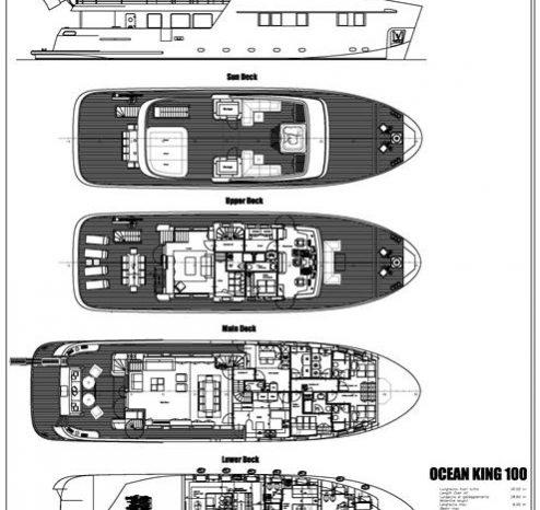 OCEAN KING 100 — Ocean King full