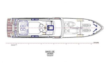 Inace Yachts 126′ Aft House Explorer Yacht — INACE full