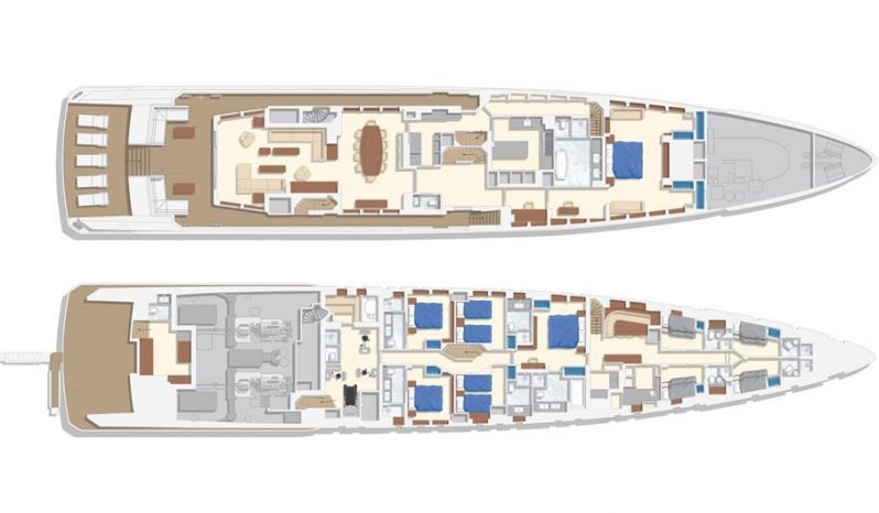 Heesen 5000 Hybrid YN 19150 Project Electra — HEESEN YACHTS full