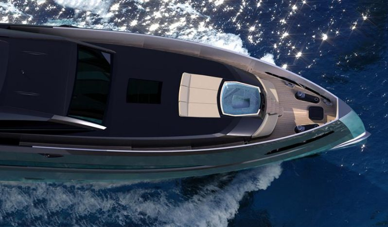 THE GOTHAM PROJECT — ICON YACHTS full