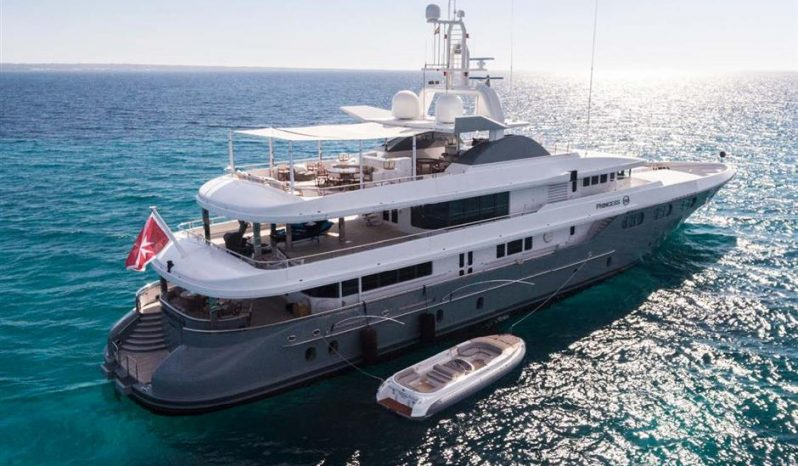 PRINCESS TOO — FEADSHIP full