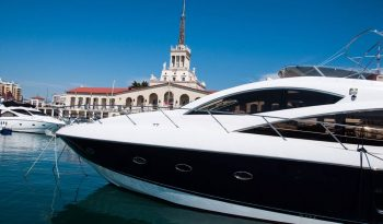 Manhattan 60 — SUNSEEKER full